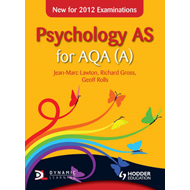 Psychology AS for AQA (A) (BOK)