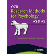 OCR Research Methods for Psychology AS & A2 (BOK)