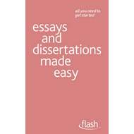 Essays and Dissertations Made Easy (BOK)
