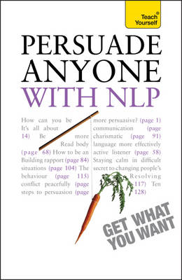 Persuade Anyone: With NLP (BOK)