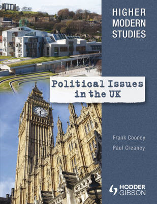 Political Issues in the UK (BOK)