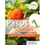 Pasos 1 Spanish Beginner's Course: Audio and Support Book Pack: Audio and Support Book Pack (BOK)