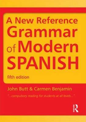 New Reference Grammar of Modern Spanish (BOK)