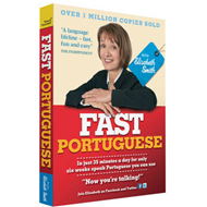Fast Portuguese with Elisabeth Smith (Coursebook) (BOK)