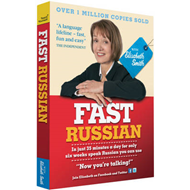 Fast Russian with Elisabeth Smith (Coursebook) (BOK)