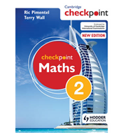Cambridge Checkpoint Maths Student's Book 2 (BOK)
