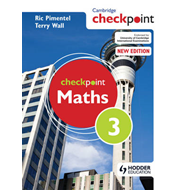 Cambridge  Checkpoint Maths Student's Book 3 (BOK)