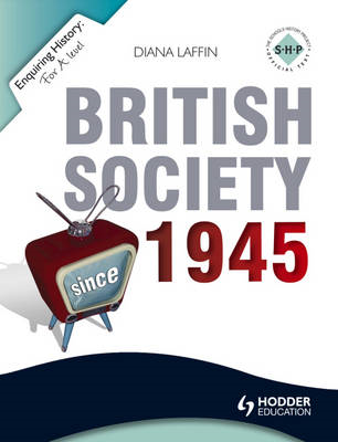Enquiring History: British Society Since 1945 (BOK)