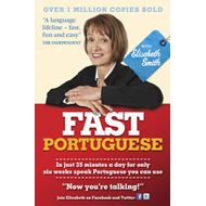 Fast Portuguese with Elisabeth Smith: Coursebook (BOK)