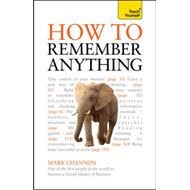How to Remember Anything: Teach Yourself (BOK)