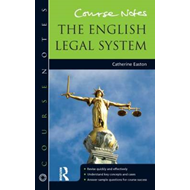 Course Notes: the English Legal System (BOK)