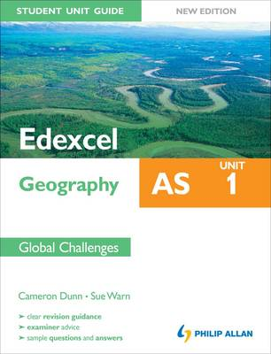 Edexcel AS Geography Student Unit Guide: Unit 1 New Edition (BOK)