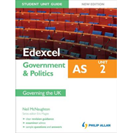 Edexcel AS Government & Politics Student Unit Guide: Unit 2 (BOK)