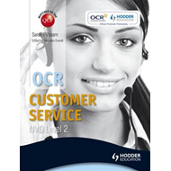 OCR Level 2 NVQ Certificate in Customer Service (QCF) Incorp (BOK)