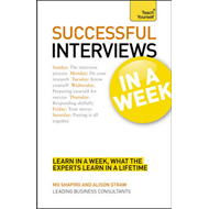 Successful Interviews in a Week: Teach Yourself (BOK)