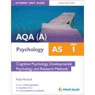 AQA(A) AS Psychology Student Unit Guide New Edition: Unit 1 (BOK)