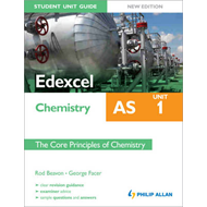 Edexcel AS Chemistry Student Unit Guide (BOK)