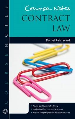 Course Notes: Contract Law (BOK)