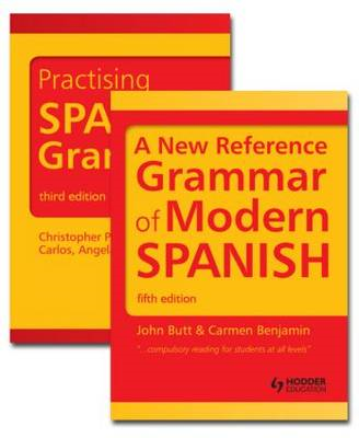 Spanish Grammar Pack: New Reference Grammar of Modern Spanish, Fifth Edition AND Practising Spanish (BOK)
