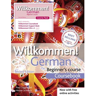 Willkommen! German Beginner's Course (BOK)