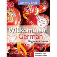 Willkommen! German Beginner's Course 2ED Revised (BOK)