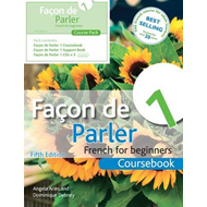 Facon de Parler 1 French for Beginners 5ED (BOK)
