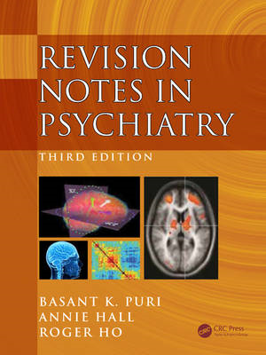 Revision Notes in Psychiatry, Third Edition (BOK)