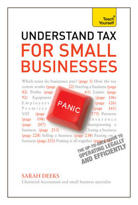 Understand Tax for Small Businesses: Teach Yourself (BOK)