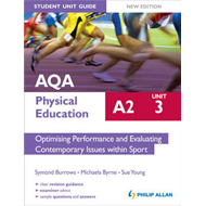 AQA A2 Physical Education Student Unit Guide New Edition: Un (BOK)