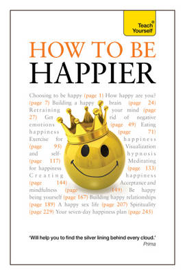 How to Be Happier (BOK)