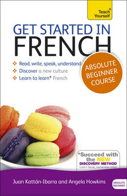 Get Started in French Absolute Beginner Course (BOK)