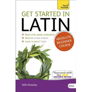 Get Started in Latin Absolute Beginner Course (BOK)