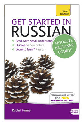 Get Started in Russian Absolute Beginner Course (BOK)