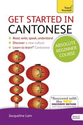 Get Started in Cantonese Absolute Beginner Course (BOK)