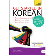 Get Started in Korean Absolute Beginner Course (BOK)