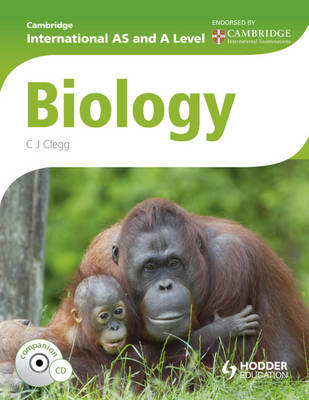 Cambridge International AS and A Level Biology (BOK)