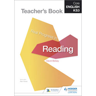 Core English KS3 Real Progress in Reading Teacher's Book (BOK)