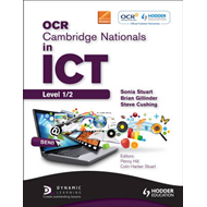 OCR Cambridge Nationals in ICT Student Book (BOK)
