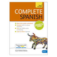 Complete Spanish Beginner to Intermediate Book and Audio Cou (BOK)