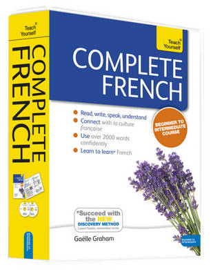 Complete French Beginner to Intermediate Book and Audio Cour (BOK)