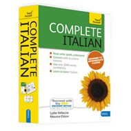 Complete Italian Beginner to Intermediate Book and Audio Cou (BOK)