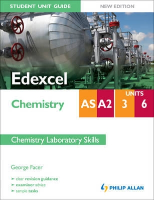 Edexcel AS/A2 Chemistry Student Unit Guide New Edition: Unit (BOK)