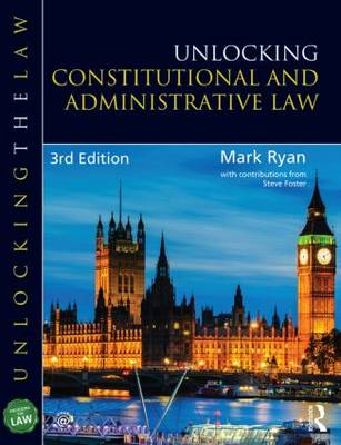 Unlocking Constitutional and Administrative Law (BOK)