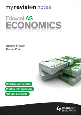My Revision Notes: Edexcel AS Economics (BOK)
