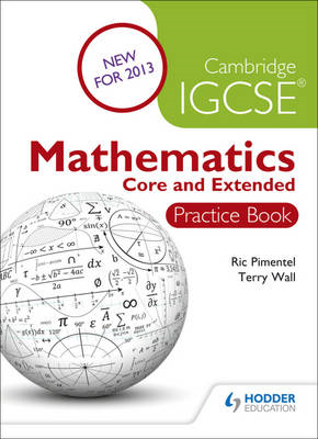 Cambridge IGCSE Mathematics Core and Extended Practice Book (BOK)