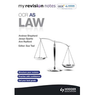 My Revision Notes: OCR AS Law (BOK)