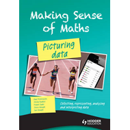 Making Sense of Maths: Picturing Data - Student Book: Collecting, Representing, Analysing and Interp (BOK)