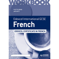 Edexcel International GCSE and Certificate French Grammar Wo (BOK)