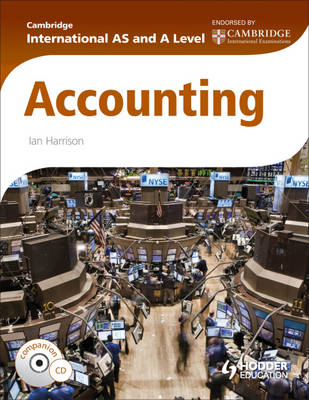 Cambridge International AS and A Level Accounting (BOK)