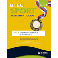 BTEC First Sport Level 2 Assessment Guide: Unit 3 the Mind a (BOK)